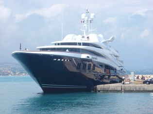 View large version of image: Oceanco Anastasia awarded in Cannes