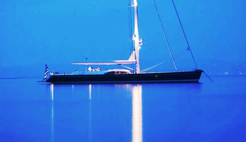 View large version of image: Nautor Swan Sailing Yacht