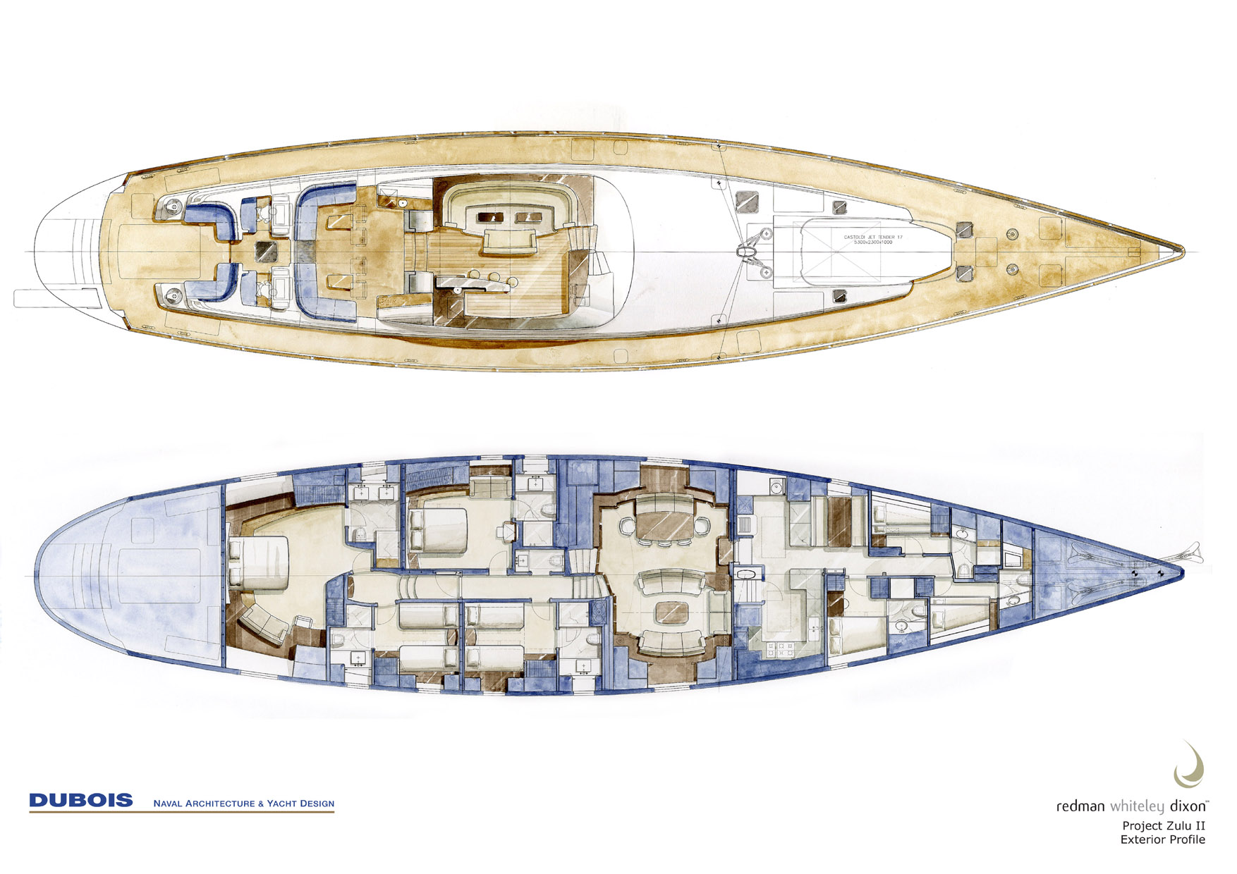 Navigator sailboat plans | David Chan