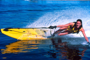 View large version of image: Powerski Jetboards - Hydro-Step PowerSki Jetboard