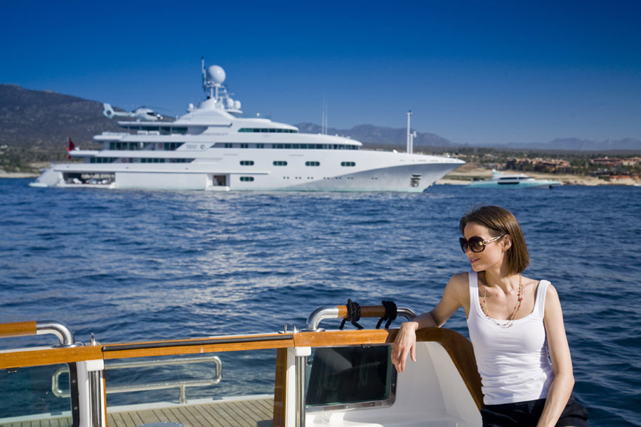 There's nothing better than messing around in boats Luxury Yacht PRINCESS ...