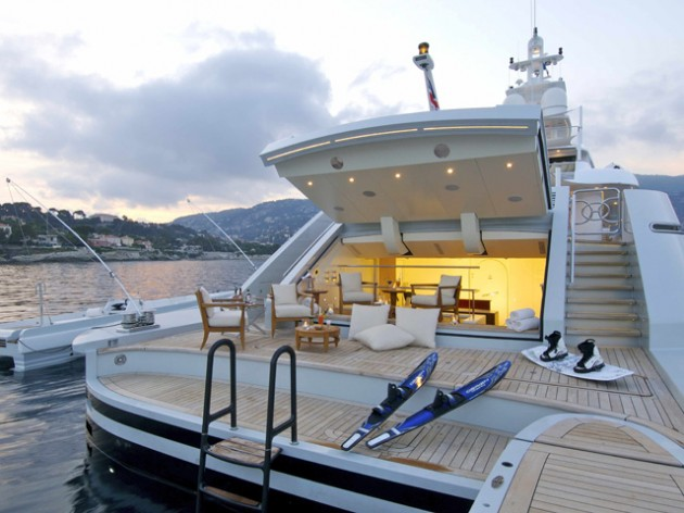 View large version of image: Aft Deck and Toys