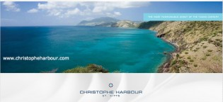 View large version of image: The reasons to visit Christophe Harbour in St Kitts continue to grow!