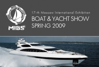View large version of image: 17th Moscow International Boat Show - MIBS