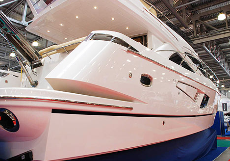 17th Moscow International Boat Show - MIBS