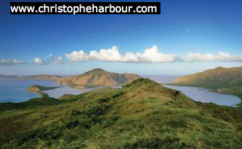 Christophe Harbour in St Kitts