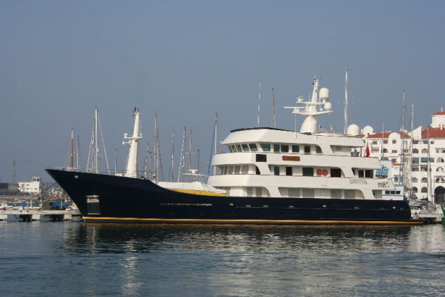 View large version of image: Expedition Motor Yacht BIG ARON