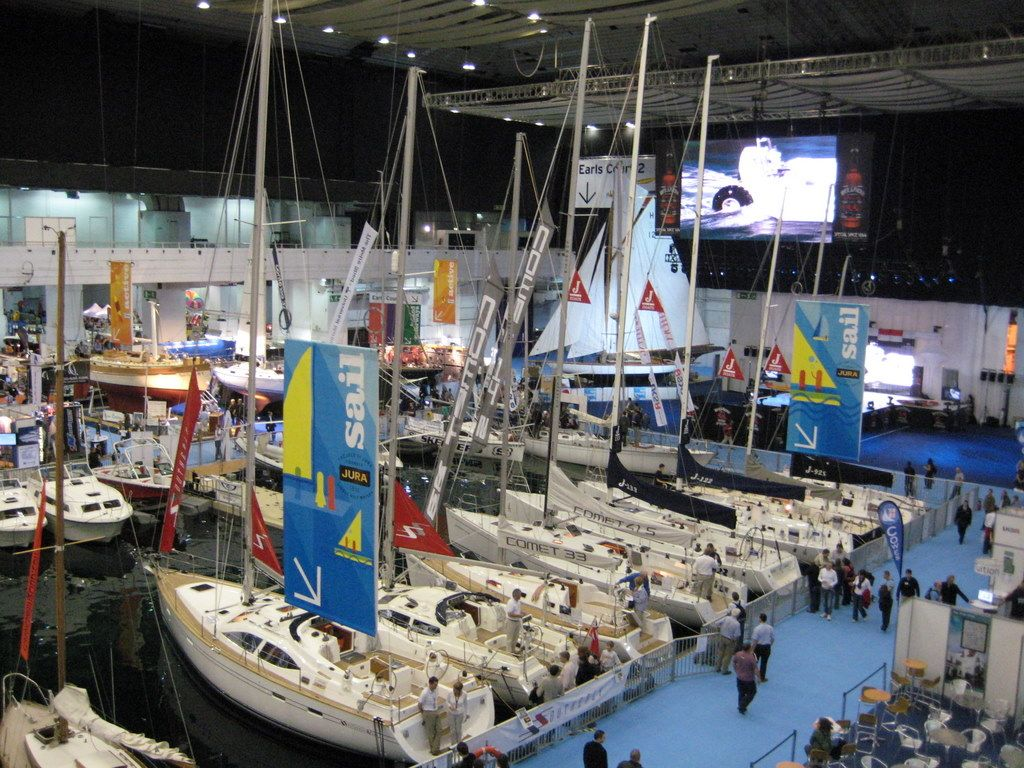 The London Boat Show 2009 – Superyachts News, Luxury Yachts ...