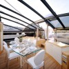 Dining Yacht Design Baia One Hundred