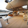 Baia One Hundred Motor Yacht - Fore Deck