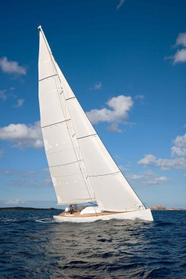 View large version of image: B-60 Sailing Yacht by Luca Brenta Yacht Design