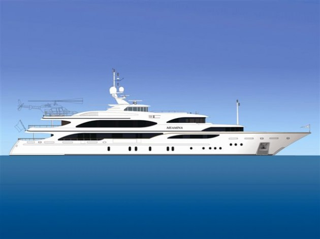View large version of image: Motor Yacht MEAMINA