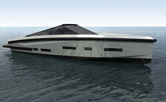 View large version of image: Wally's 55 ft Wally Power Yacht