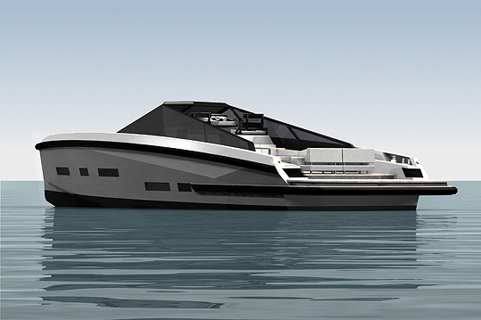 55 wallypower luxury motor yacht