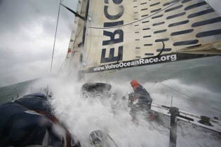 View large version of image: Ericsson 3 Leg Five Day 19 - A day of destruction