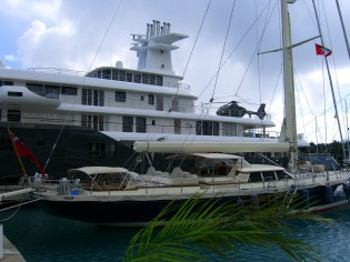 View large version of image: Is San Diego the New Superyacht City?