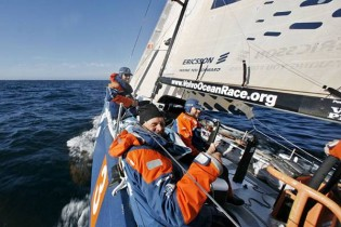 View large version of image: Volvo Ocean Race - Ericsson 3 - Still In Control