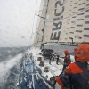Day 25 Volvo Ocean Race: Hard Driving As Ericsson 3 Extends Lead