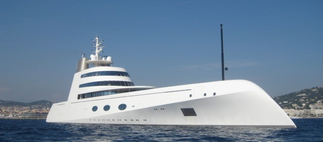 View large version of image: Motor Yacht SIGMA