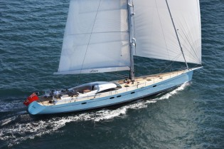 View large version of image: Performance Yachts PY-100 Sailing Yacht