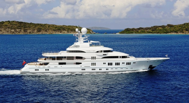 View large version of image: Motor Yacht MADSUMMER