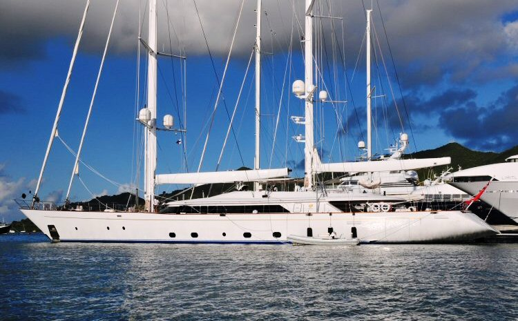 56m Sailing Yacht Rosehearty Superyachts News Luxury Yachts Charter Yachts For Sale