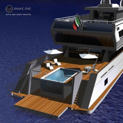 View large version of image: AVADESIGN Icon 64m Yacht