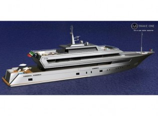 View large version of image: Avadesign 64m motor yacht design with Icon Yachts