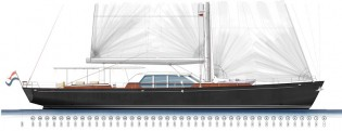 View large version of image: Robinson Marine Interiors & Pendennis Yachts