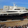 Yacht BLUE EYES Launched by CRN