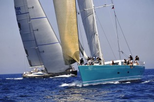 View large version of image: Loro Piana Superyacht Regatta Porto Cervo, Sardinia