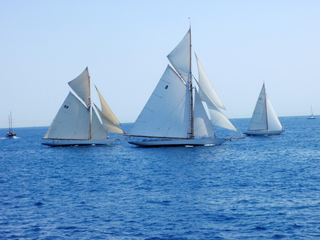 View large version of image: Classic Yachts Monaco Today