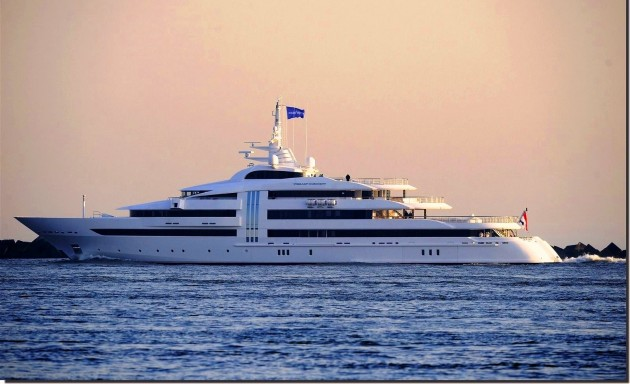 View large version of image: Motor yacht Vibrant Curiosity by Oceanco