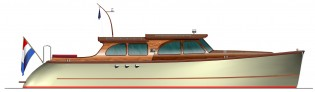 View large version of image: Weber Yacht Design
