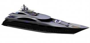 View large version of image: Yacht Aifos a Hydro Tec Design