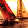 Volvo Ocean Race Sunset