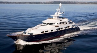 View large version of image: Superyacht DEVOTION for Charter