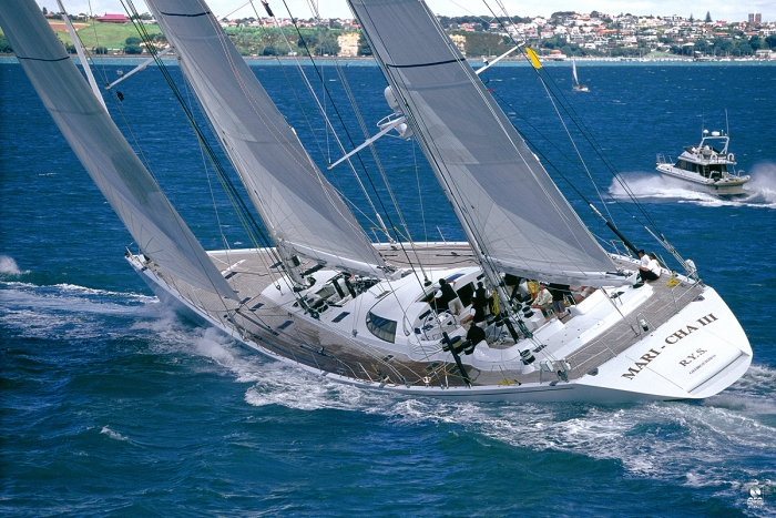 View Large Version Of Image Top 18 Sailing Yachts In The Horus Superyacht Cup 2009