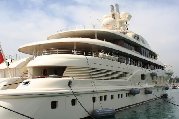 View large version of image: Motor Yacht DILBAR