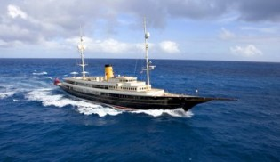 View large version of image: Motor Yacht Nero by Corsair Yachts