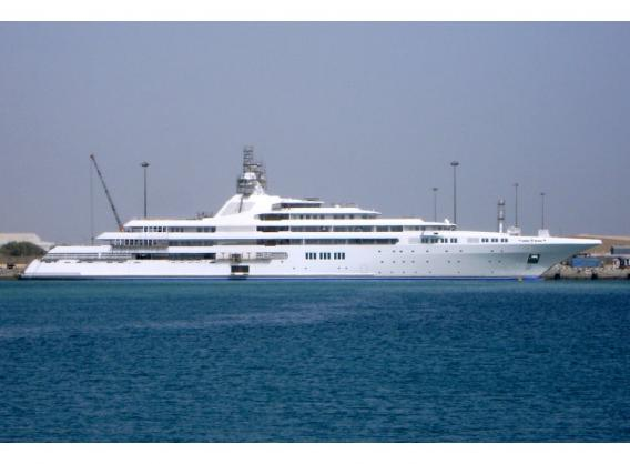 For the Top 100 Superyachts in 2010, there are only six new yachts in the ...