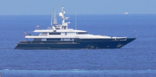 View large version of image: Motor yacht MARIU