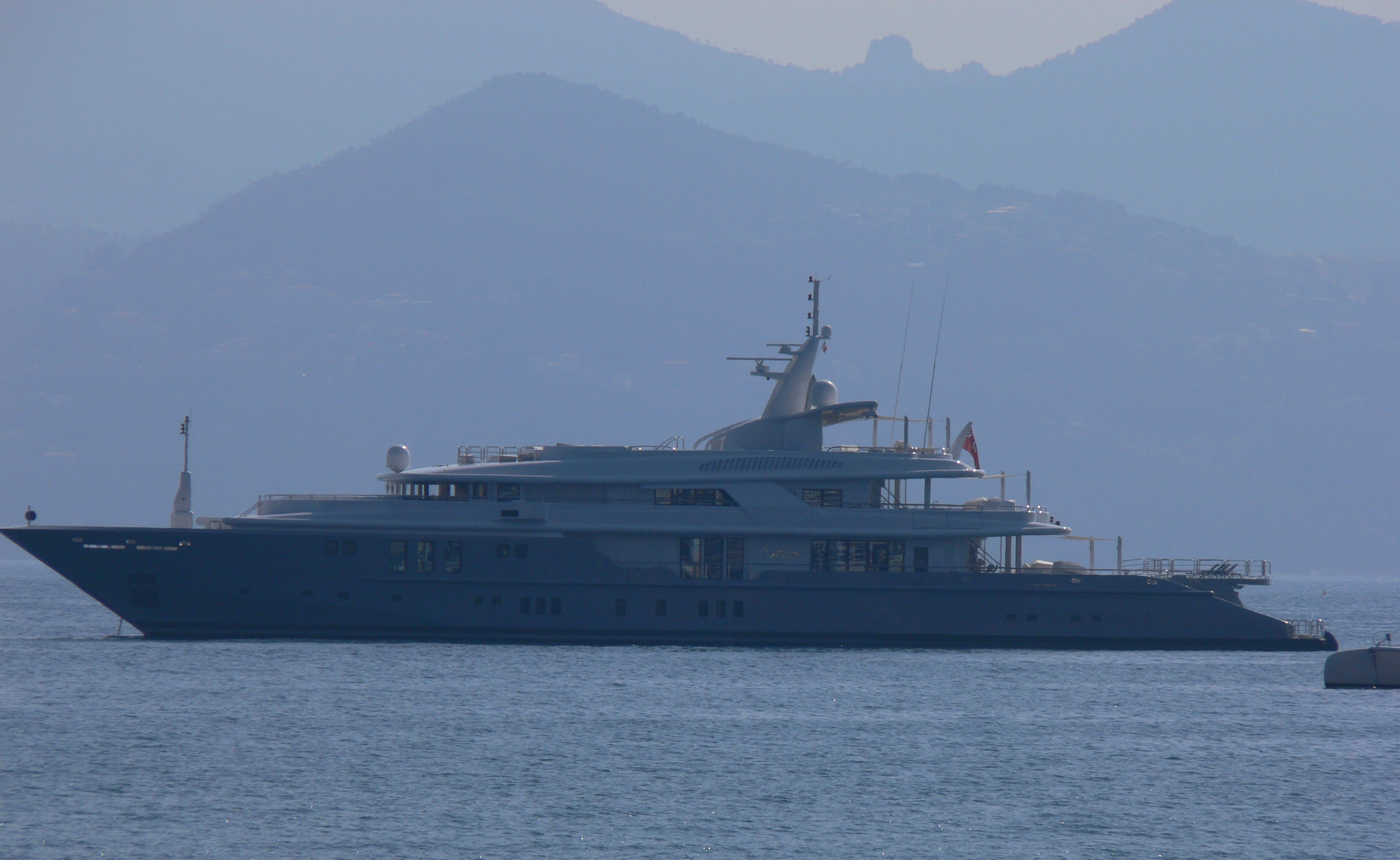 June 5, 2009 by Monaco Yacht