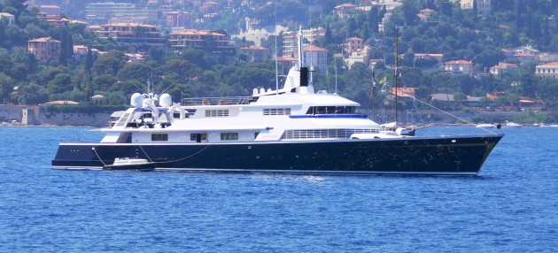 View large version of image: Motor Yacht THE ONE
