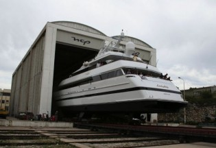 View large version of image: Ladyship re-launched by NCP