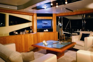 View large version of image: Lantic Systems Shows New Superyacht Entertainment Technology