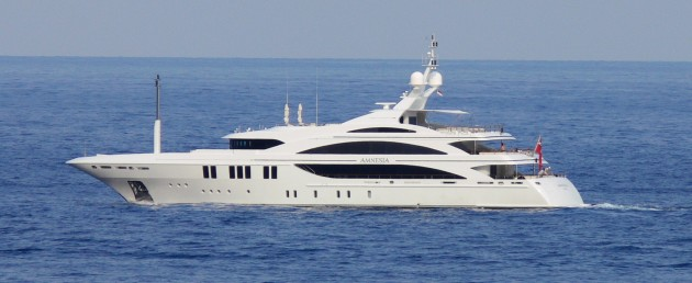 View large version of image: Motor Yacht AMNESIA Monaco