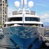 Yacht DYNASTY Bow