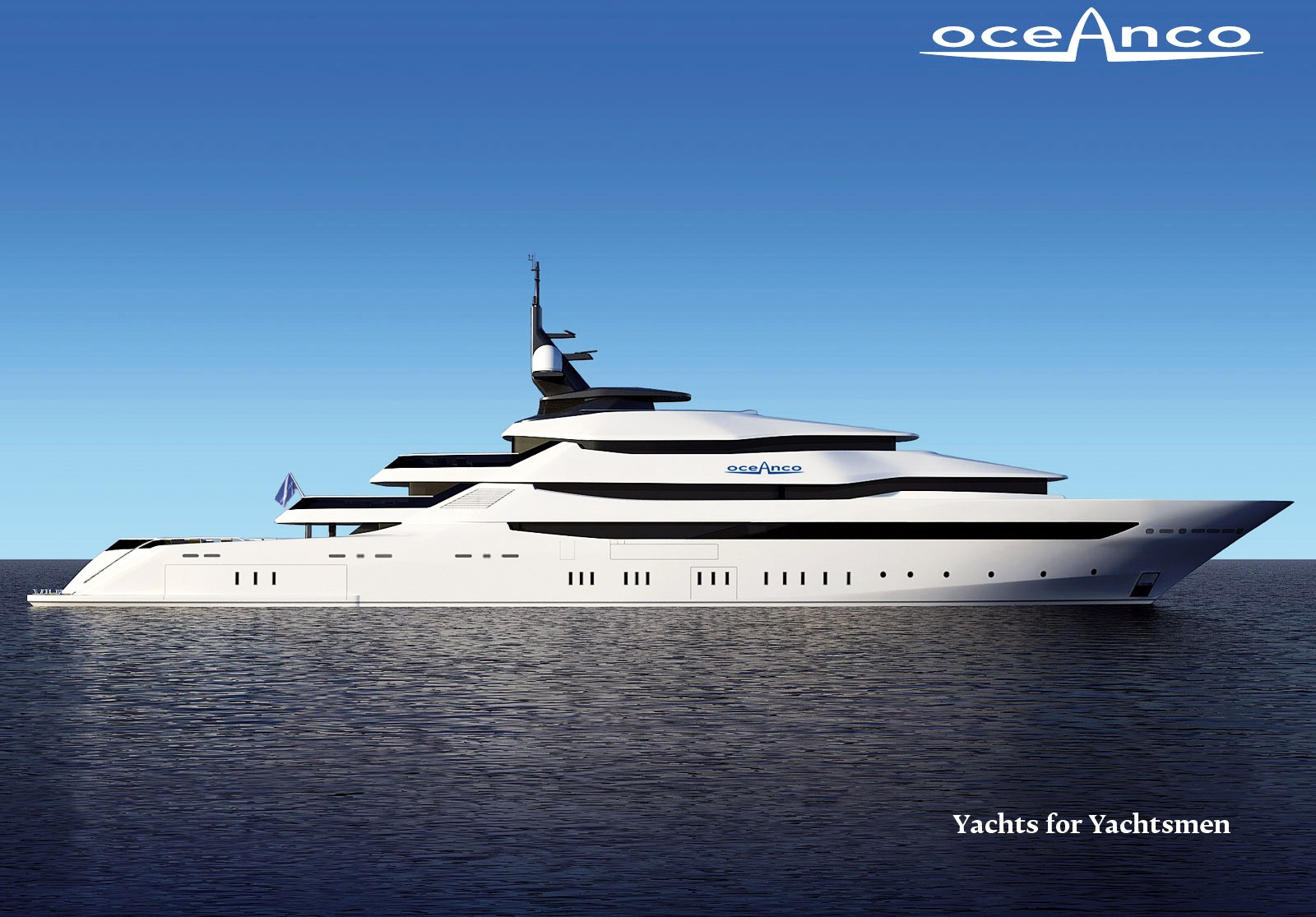 View Large Version Of Image Oceanco Superyacht Wallpaper