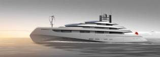 View large version of image: Go green: Rainford Mann Design Eco Yacht